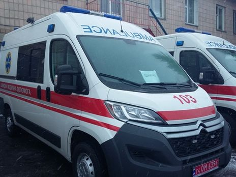 38 детей в Черкассах попали в больницу