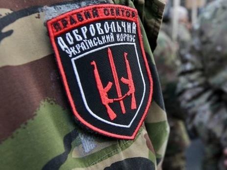 Истерика «Правого сектора»: «Запад, РФ и Порошенко объединились в коалицию против Украины»
