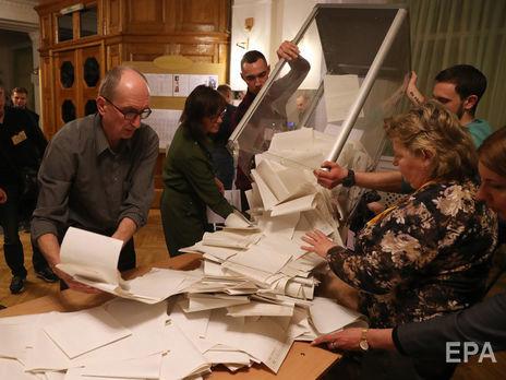 Второй тур президентских выборов в Украине пройдет 21 апреля