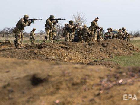 Россия начала вооруженную агрессию на Донбассе в 2014 году