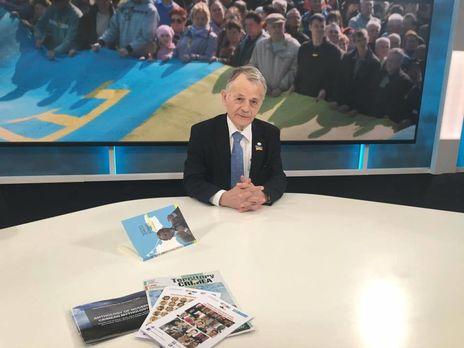Джемілєв є народним депутатом України