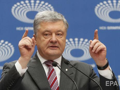 Порошенко: Кремль свідомо цинічно порушує міжнародне гуманітарне право