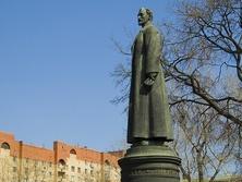 Заказать памятник Лубянка Мемориальный одиночный комплекс с крестом Соликамск
