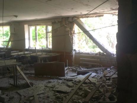 Боевики целенаправленно обстреливают Авдеевку