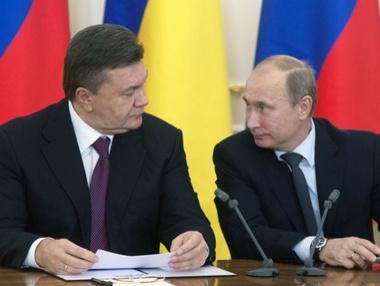 Кремль готовит возвращение Януковича в Украину