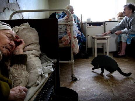 Дома престарелых в владимире пансионат для пожилых дмитров