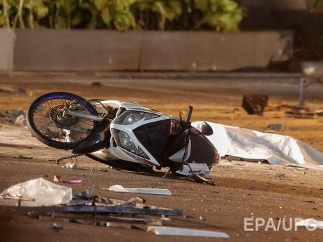 Новые тонкости теракта вБангкоке: бомба была установлена намотоцикле