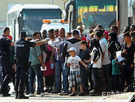 В Словакии беженцев будут принимать, только христиан