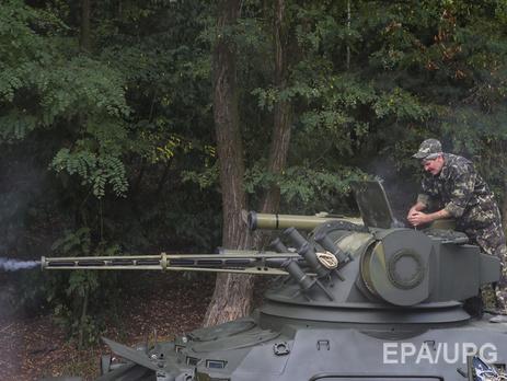 Обстановка на Донбассе 20 августа была стабильной