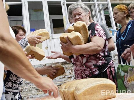 Гудков:Хлеб --- это не смартфон, его на три года вперед себе не купишь. Так что просто готовиться к очередному витку инфляции в России...