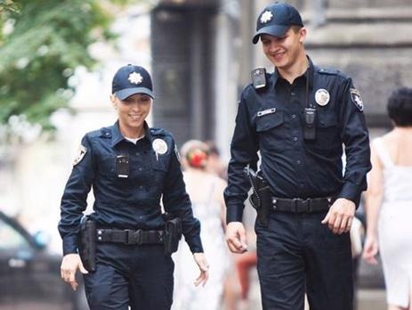 В Новой Каховке угрожали новой полиции