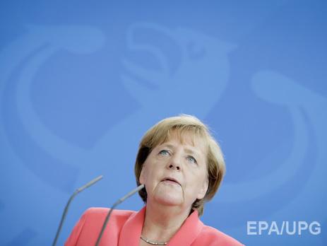 Меркель о переговорах по Донбассу: Россия должна следовать здравому смыслу