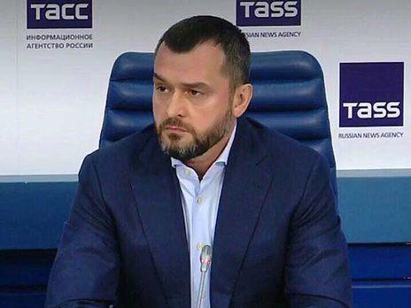 Виталий Захарченко бежал из Украины в 2014 году
