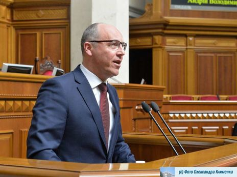 Рада отказалась отменить закон обукраинском языке