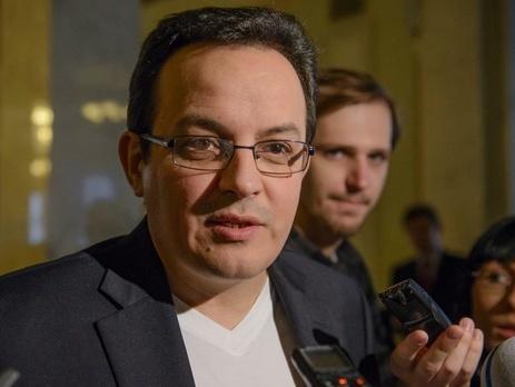 Глава фракции'Самопоміч Березюк Мы хотим дать коалиции новый шанс который будет надеждой для людей