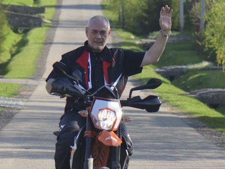 Доренко умер во время поездки на мотоцикле