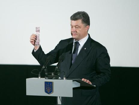Порошенко: Сенцов— это шестидесятник современности