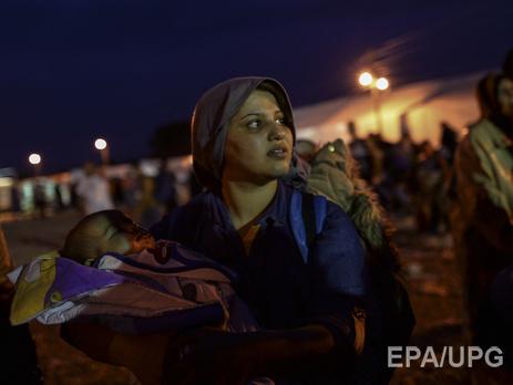 В Венгрии заявили о рекордном количестве мигрантов