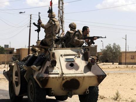Силы безопасности Египта приняли туристов за исламских боевиков
