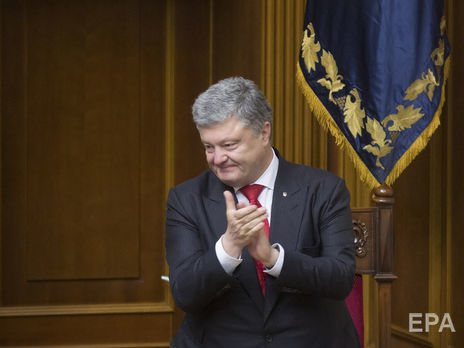 Портнов заявил, что подал на Порошенко заявление в Госбюро расследований