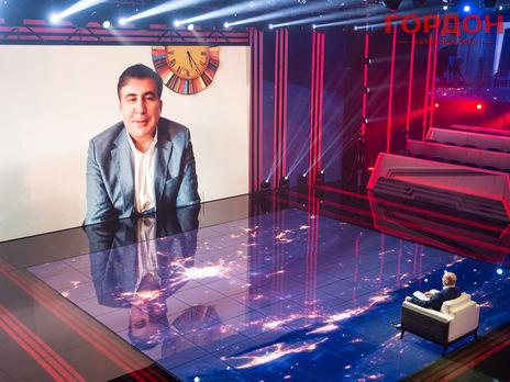 Саакашвілі – Гордону: Я збираюся незабаром прилетіти, до зустрічі в Києві