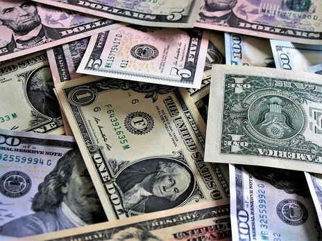 Курс гривны к доллару укрепился до 26,20 грн/$