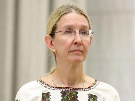 Супрун: МОЗ України працює у штатному режимі. Нам до статусу в.о. не звикати