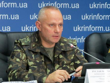 Зеленський звільнив Муженка і призначив Хомчака начальником Генштабу ЗСУ
