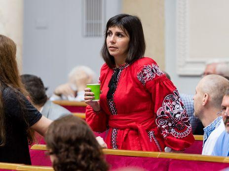 """""""Це суперечить Конституції"""". Нардеп Пташник заявила, що оголошувати в Україні дострокові вибори не можна протягом місяця"""