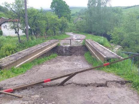 На утро сегодняшнего дня на территории Закарпатской области подтоплено 241 домохозяйство