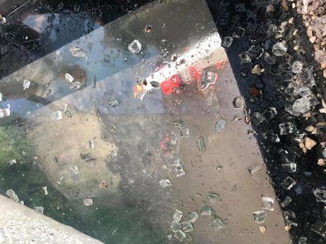 Корчілава: Під захисним склом бронескло ціле