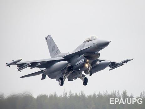 В авиаударе участвовали шесть самолетов в том числе пять французских Rafale