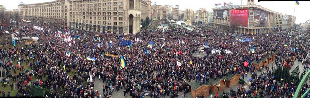 """""""Украина у нас одна, и назад пути нет"""", - Турчинов поздравил соотечественников с Днем Достоинства - Цензор.НЕТ 8675"""