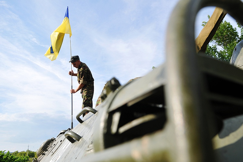 Фото: Михаил Масловский / Gordonua.com