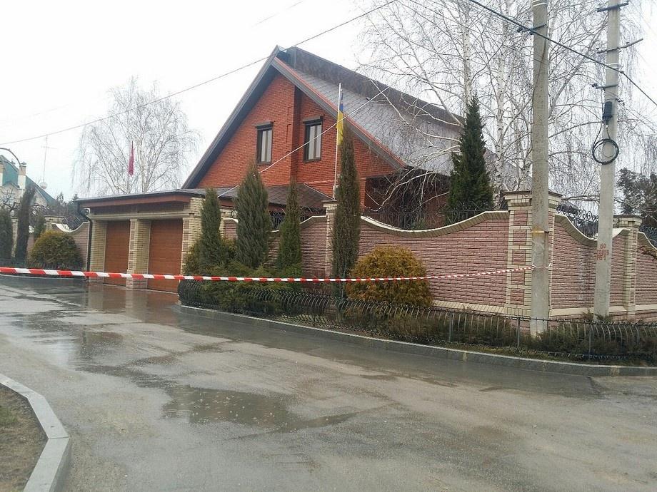 Дом в Солнечном, в котором жил Александр Пеклушенко. Фото: z-city.com.ua
