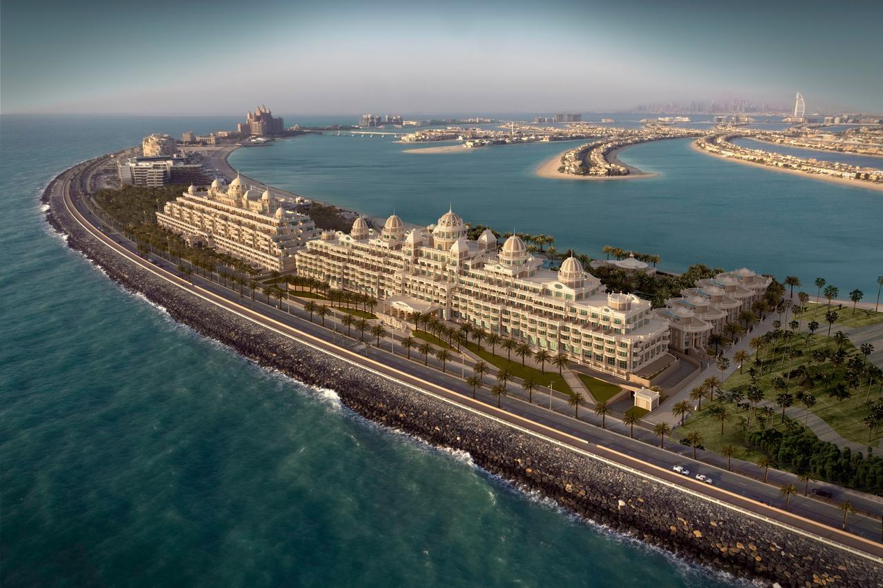 Вид на готельний комплекс Emerald Palace Kempinski Dubai. Фото: kempinski.com