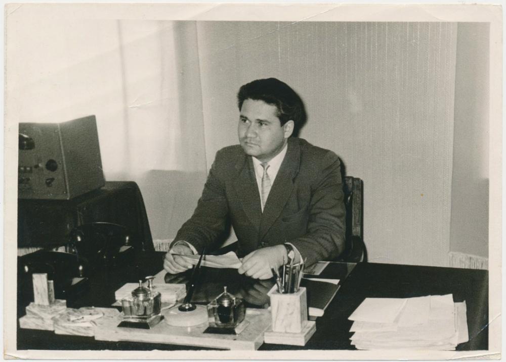 s_первый день в роли начальника шахты им. Ворошиловградской правды (бывшей 32-32) 1962 года_