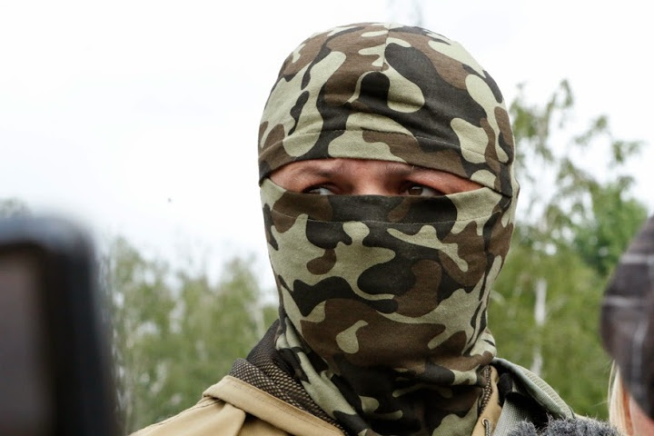 "Командир батальона ""Донбасс"" Семен Семенченко. Фото: wikipedia.org"