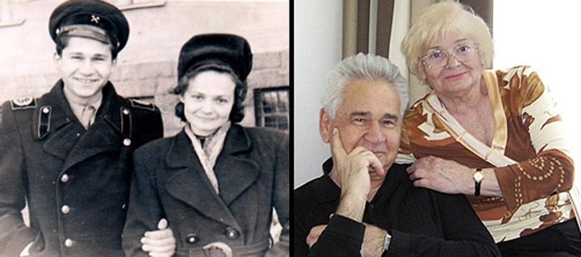 Витольд Павлович и Тамила Григорьевна женаты больше 60 лет. Фото из личного архива Витольда Фокина