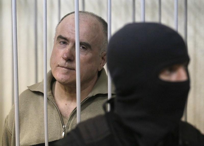 Алексей Пукач был приговорен к пожизненному заключению, но подал апелляцию. Фото: EPA