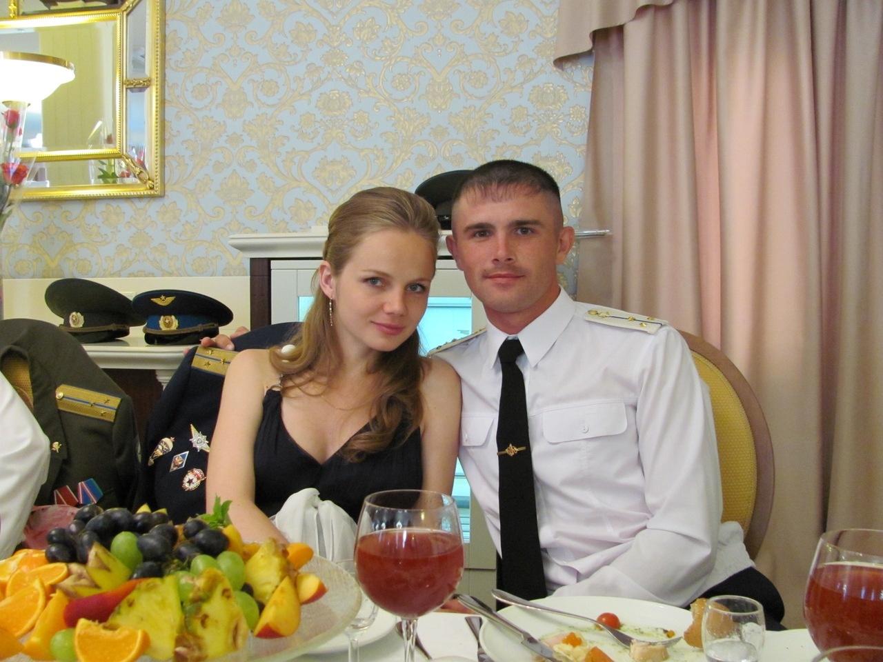 Наталья и Антон Короленко. Фото: Наталья Короленко / ВКонтакте