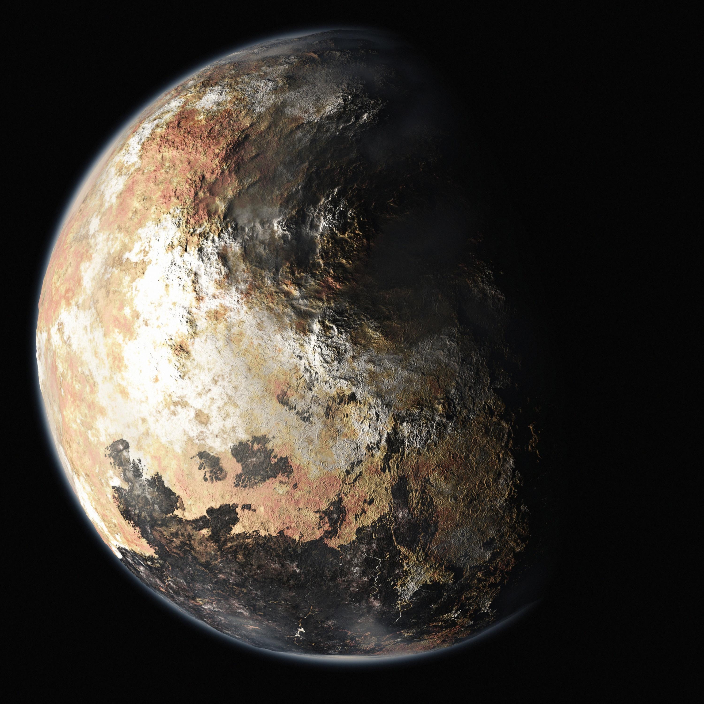 nasa new planet - HD3000×3000