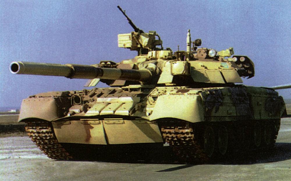 Украинский танк «Оплот» имеет соизмеримую броневую защиту с германским танком Leopard 2А7 и американским М1 Abrams SEP.Фото сайта armor.kiev.ua