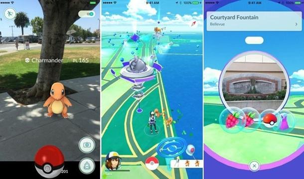 Покемоны возвращаются  Как игра Pokemon Go догнала по