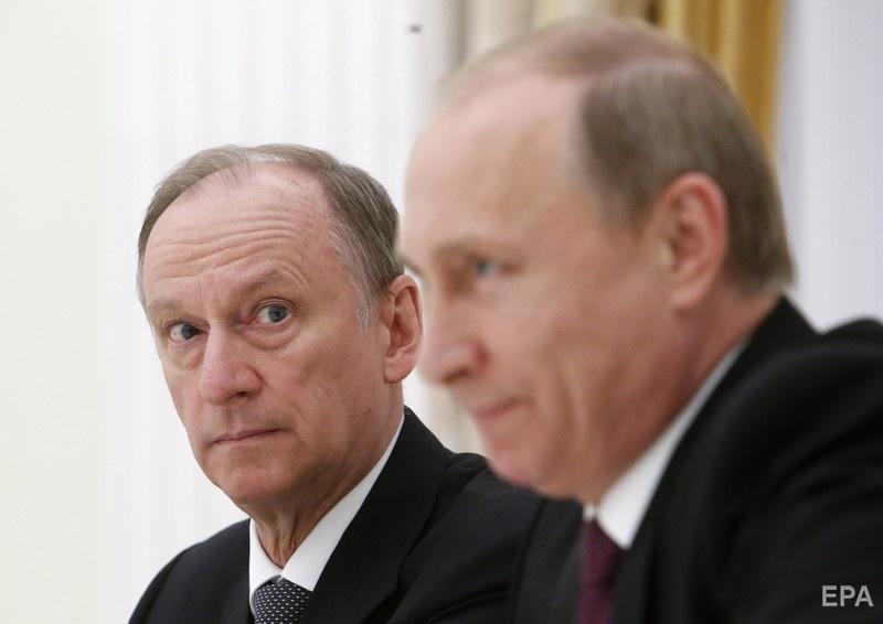 Патрушев (слева) считает, что запрет на въезд в США не помещает договариваться с американцами. Фото: ЕРА