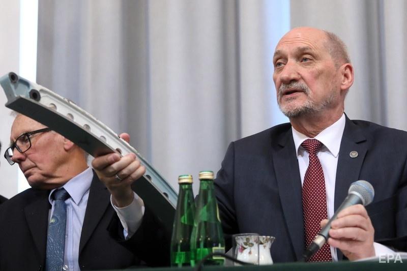 На пресс-конференции рядом с Мацеревичем присутствовал британский эксперт Френк Тейлор, участвовавший в расследовании. Фото: ЕРА
