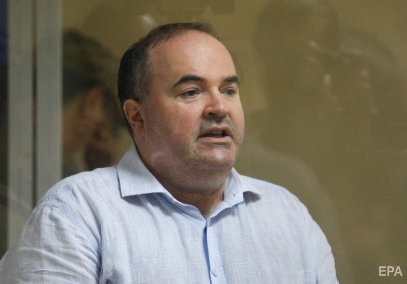 Предполагаемый организатор покушения на Бабченко Борис Герман. Фото: ЕРА