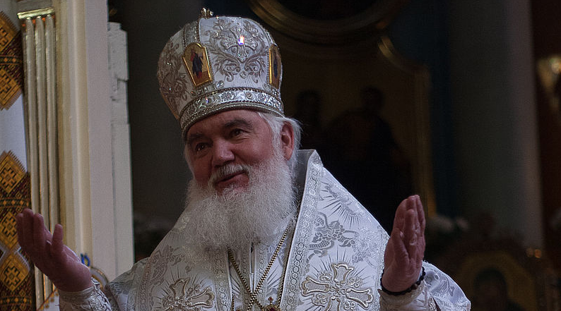 Действующий предстоятель УАПЦ митрополит Макарий. Фото: church.net.ua