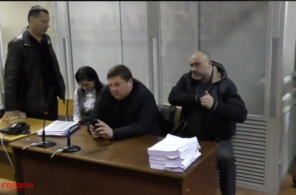 Арестован фигурант дела опохищении майдановцев Крысин