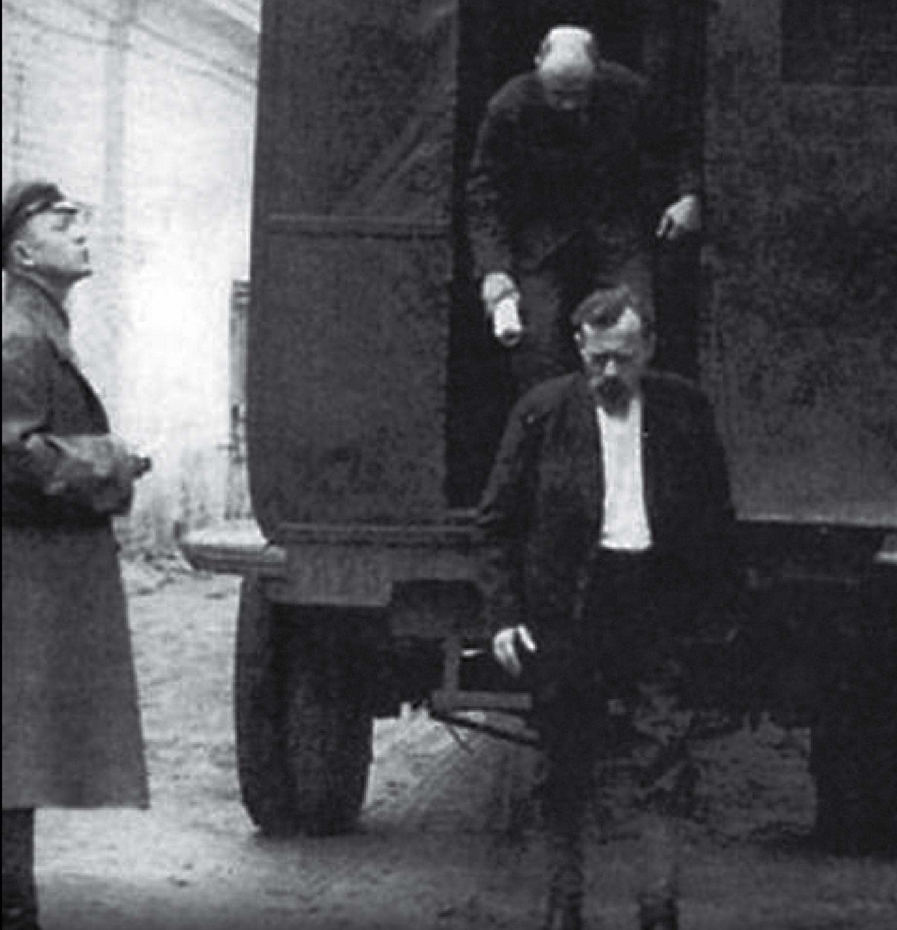 """""""Тюремка"""" НКВД. Фото из фондов Отраслевого государственного архива СБУ"""